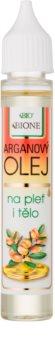 Bione Cosmetics Face and Body Oil Arganöl Für Gesicht und Körper