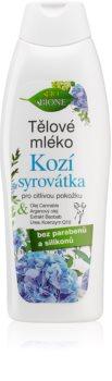 Bione Cosmetics Kozí Syrovátka mlijeko za osjetljivu kožu