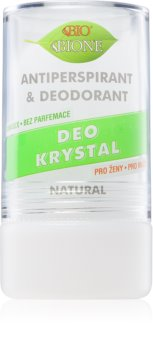 Bione Cosmetics Deo Krystal déodorant minéral