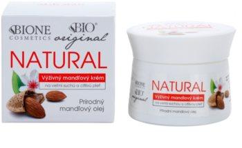 Bione Cosmetics Almonds crema extra nutritiva pentru piele foarte uscata si sensibila