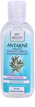 Bione Cosmetics Antakne sérum visage pour peaux grasses et à problèmes