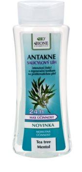Bione Cosmetics Antakne alcool salicilico per pelli grasse e problematiche