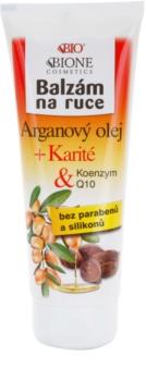Bione Cosmetics Argan Oil + Karité балсам за ръце