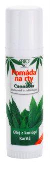 Bione Cosmetics Cannabis pomáda na rty