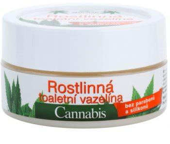 Bione Cosmetics Cannabis planta de vaselina