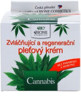 Bione Cosmetics Cannabis regeneračný pleťový krém