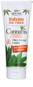 Bione Cosmetics Cannabis regenerirajući i omekšavajući balzam za ruke