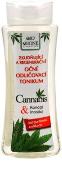 Bione Cosmetics Cannabis Lindrande ögonsmink borttagare