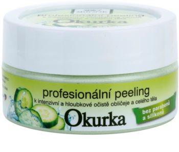 Bione Cosmetics Care peeling de limpeza profunda