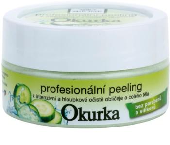 Bione Cosmetics Care peeling głęboko oczyszczający