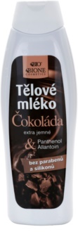 Bione Cosmetics Chocolate loção corpral extramamente suave