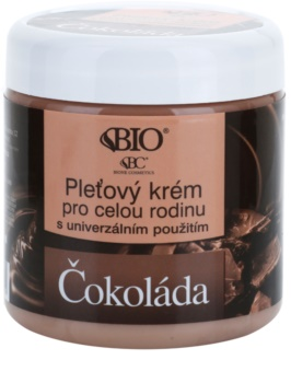Bione Cosmetics Chocolate pleťový krém pre celú rodinu