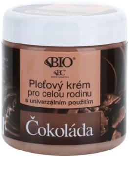 Bione Cosmetics Chocolate pleťový krém pro celou rodinu