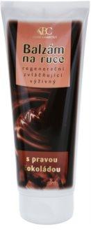 Bione Cosmetics Chocolate regenerierendes Balsam für die Hände