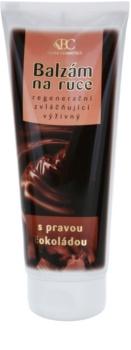 Bione Cosmetics Chocolate відновлюючий бальзам для рук