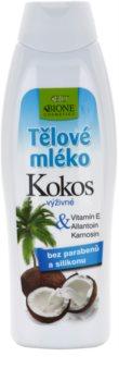 Bione Cosmetics Coconut leite corporal nutritivo