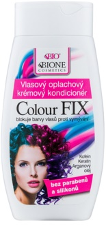 Bione Cosmetics Colour Fix acondicionador capilar en crema para proteger el color