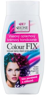 Bione Cosmetics Colour Fix acondicionador capilar en crema para proteger el color