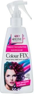 Bione Cosmetics Colour Fix öblítés nélküli kondicionáló a szín védelméért