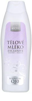 Bione Cosmetics Exclusive Q10 zmiękczające, nawilżające mleczko do ciała