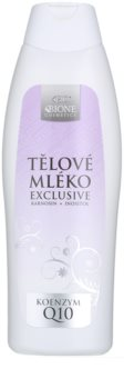 Bione Cosmetics Exclusive Q10 μαλακτικό ενυδατικό γαλάκτωμα σώματος