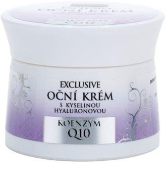Bione Cosmetics Exclusive Q10 krema za područje oko očiju s hijaluronskom kiselinom