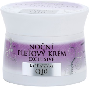 Bione Cosmetics Exclusive Q10 crème de nuit visage
