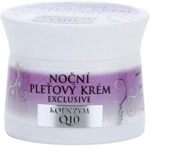 Bione Cosmetics Exclusive Q10 nocny krem do twarzy