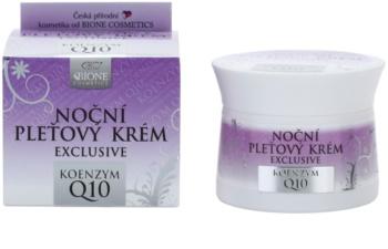 Bione Cosmetics Exclusive Q10 crema notte viso