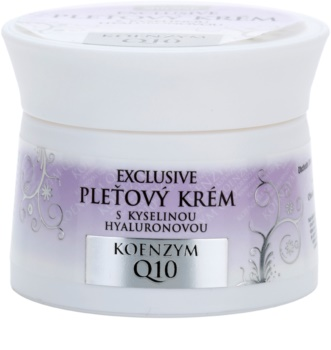 Bione Cosmetics Exclusive Q10 Face Cream With Hyaluronic Acid