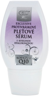 Bione Cosmetics Exclusive Q10 protivráskové sérum s kyselinou hyalurónovou
