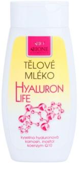 Bione Cosmetics Hyaluron Life leite corporal com ácido hialurónico