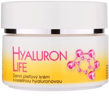 Bione Cosmetics Hyaluron Life dnevna krema za obraz s hialuronsko kislino