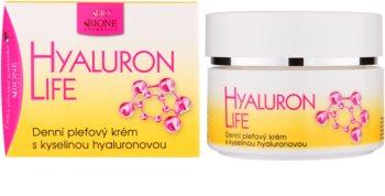 Bione Cosmetics Hyaluron Life dnevna krema za lice s hijaluronskom kiselinom