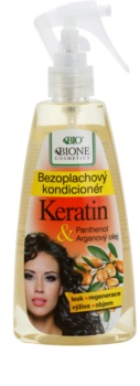 Bione Cosmetics Keratin Argan Leave-In Spray Conditioner