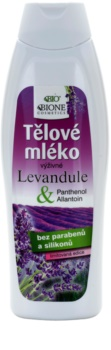 Bione Cosmetics Lavender Nourishing Body Lotion