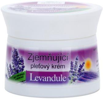 Bione Cosmetics Lavender Gesichtscreme für zarte Haut