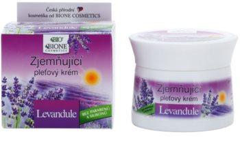 Bione Cosmetics Lavender zjemňujúci pleťový krém