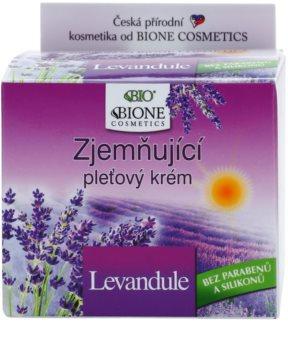 Bione Cosmetics Lavender zmiękczający krem do twarzy