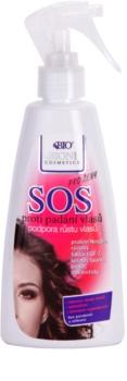 Bione Cosmetics SOS Spray voor Gezonde Haargoroei van de Haarwortel