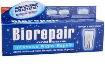 Biorepair Night Care intensive Nachtpflege zur Erneuerung des Zahnschmelzes