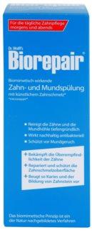 Biorepair Dr. Wolff's antibakterielles Mundwasser zur Erneuerung des Zahnschmelzes