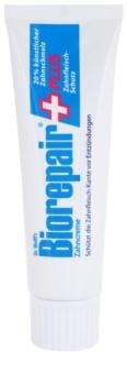 Biorepair Dr. Wolff's Plus creme para renovar o esmalte dentário