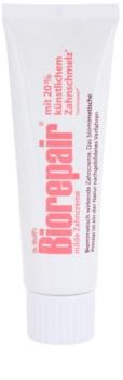 Biorepair Dr. Wolff's Mild crema delicata per ripristinare lo smalto dei denti
