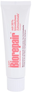 Biorepair Dr. Wolff's Mild crema suave para renovar el esmalte dental