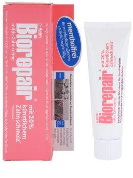 Biorepair Dr. Wolff's Mild crème douce pour restaurer l'émail dentaire