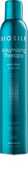 Biosilk Volumizing Therapy Hairspray - Strong Hold