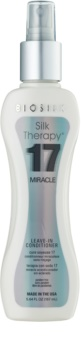 Biosilk Silk Therapy condicionador em spray  para todos os tipos de cabelos