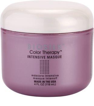 Biosilk Color Therapy intenzív maszk a szín védelméért