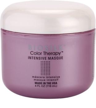 Biosilk Color Therapy intenzivna maska za zaščito barve